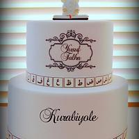 Arabic Cake..
