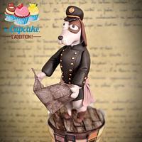 Jules Verne's Extraordinary Bestiary Cupcakes