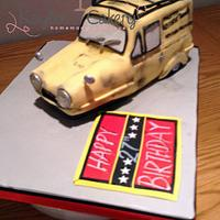 Only Fools and Horses cake by Kaylee