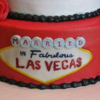 Married in Las Vegas by Tina
