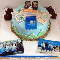 Michelle's Spain Cake