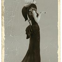 1933 Paquin Dress -CPC - Century of Fashion Collaboration