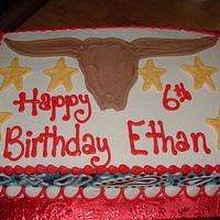 Longhorn for Ethan