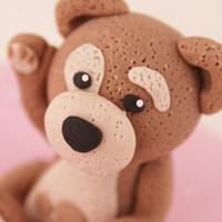 Little Charley Bear by Little Cherry