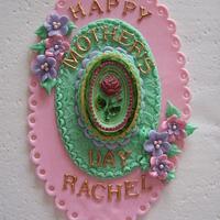Rachel's Mother's Day Cake