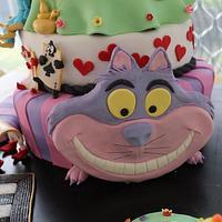 Alice in Wonderland - Mad Hatter Tea Party