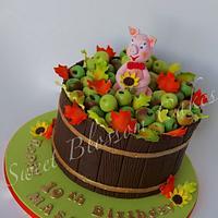 50 apples cake