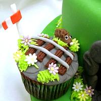 countryside cupcakes by Elli Warren