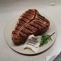 🥩T-Bone Steak Cake🥩