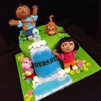 Dora & Diego by emilylek