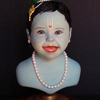 Baby Krishna - Incredible India Collaboration.