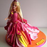 Barbie and the Secret Door.
