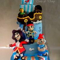 Jake company cake