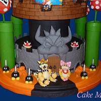Super Mario Tower! by cakemomma1979