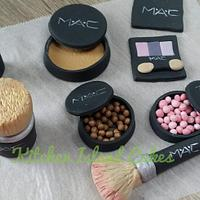 MAC makeup toppers