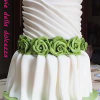 WEDDING CAKE - WEDDING DRESS