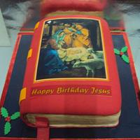 Bible Cake by Letchumi Sekaran