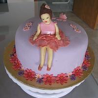 Soledad's cake!
