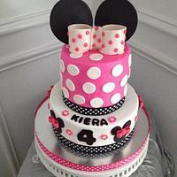 Girl Birthday Cake!