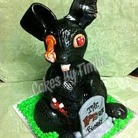 Zombie Bunny!