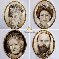 Royal Family-Saracino Stand