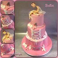 Ballet girl...