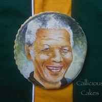 Mandela Cookie