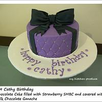 Present Cake Box