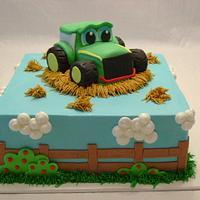 Cutesy Tractor