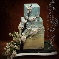 cherry blossoms  by Antonella Di Maria