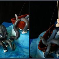 Octopus Cake by Cristina Quinci