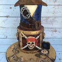 Captain Jack's sweet treasure