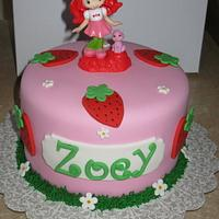 Strawberry Shortcake (Small)