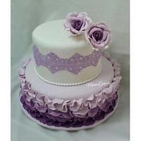 Purpple cake