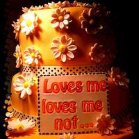 Loves me .... loves me not  ....