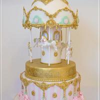 Carrusel Cake