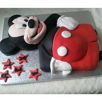 Mickey Mouse by ldarby