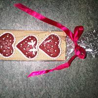 Love cookies by Cake Love