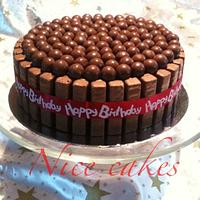 chocolate overload cake