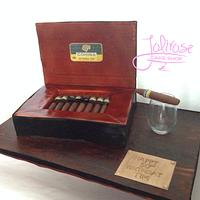Cohiba Cigar Box