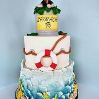 Popeye's Sea Cake