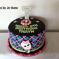 Monster High by Cakes by Jo-Anne