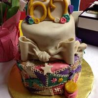 Quilter Cake by sactreats