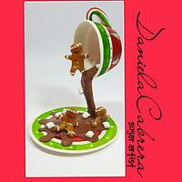 Topper cocoa cup