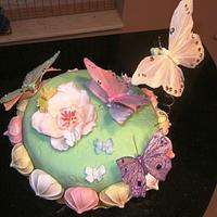 Easter Butterflies Fantasy