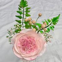 Rose by Goreti