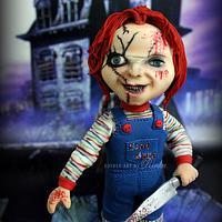 CPC Halloween Collab, Chucky Doll