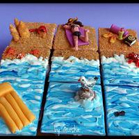 Summer Cupcakes