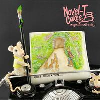 CPC Beatrix Potter collaboration by Novel-T Cakes