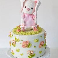Tarta Infantil Conejita